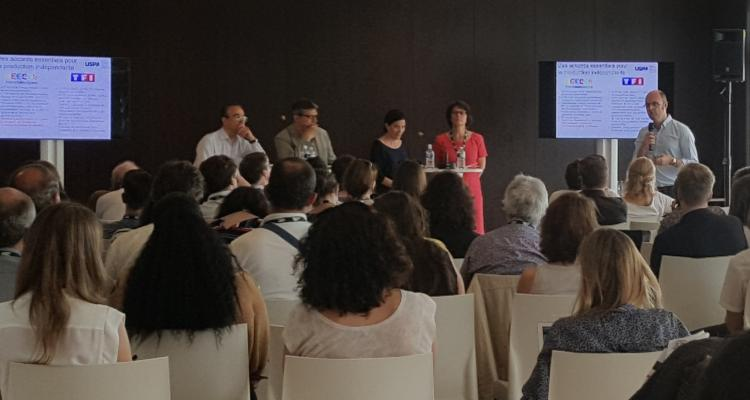 Conférence de presse USPA au Sunny Side of the Doc : Le documentaire sur tous les fronts