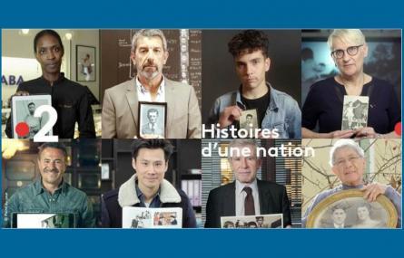 Histoires d'une nation, produit par Point du Jour