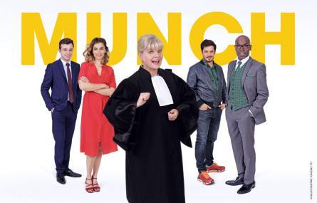 Munch, saison 2, produit par JLA Productions
