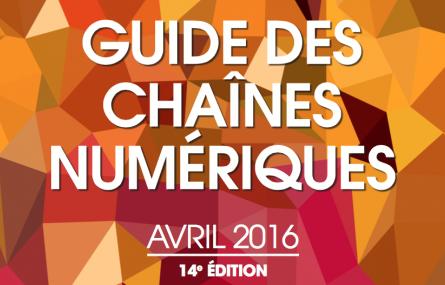 14ème édition du Guide des chaînes numériques