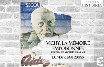 VICHY, LA MEMOIRE EMPOISONNEE, inédit 90'
