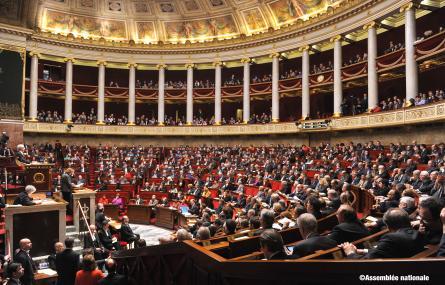 Projet de loi création: l'Assemblée Nationale préserve la création indépendante