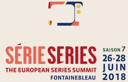 La 7ème saison de SérieSeries aura lieu du 26 au 28 juin 2018 à Fontainebleau