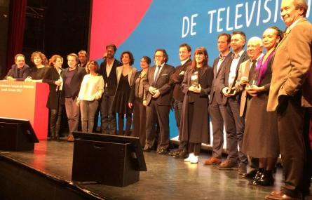 Prix Procirep du Producteur TV et Prix Export TVFi : les Lauréats 2017