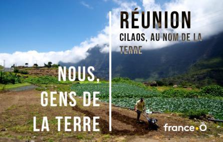 Réunion, Cilaos au nom de la terre, produit par 13 Productions